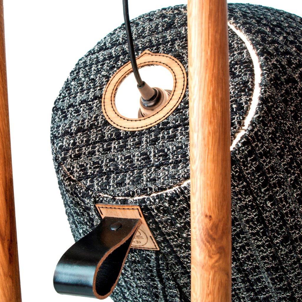 Design textile : laçage & recyclage